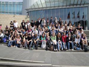 établissement Bellevue voyage Lahntalschule 2009/2010 - 2