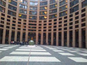 établissement Bellevue voyage Strasbourg 2009/2010 - 1
