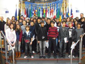 établissement Bellevue voyage Strasbourg 2009/2010 - 3