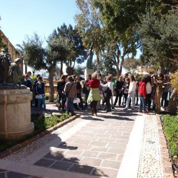 établissement Bellevue voyage Malte 2011/2012 - 15