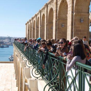 établissement Bellevue voyage Malte 2011/2012 - 16