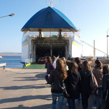 établissement Bellevue voyage Malte 2011/2012 - 33