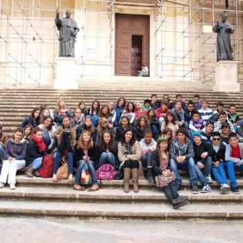 établissement Bellevue voyage Malte 2011/2012 - 35