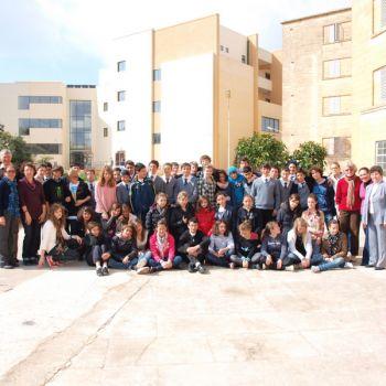 établissement Bellevue voyage Malte 2011/2012 - 52