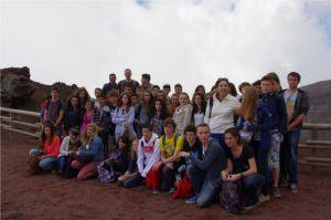 établissement Bellevue voyage italie - 2012/2013 - 1