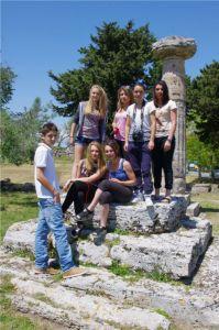 établissement Bellevue voyage italie - 2012/2013 - 2