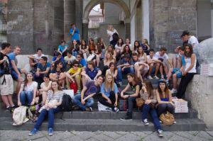 établissement Bellevue voyage italie - 2012/2013 - 7