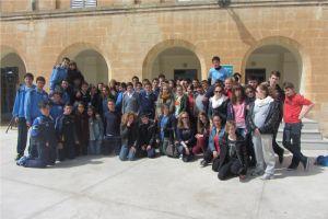 établissement Bellevue voyage Malte 2012/2013 - 1