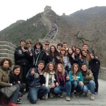 établissement Bellevue voyage Pékin 2011/2012 - 1