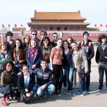 établissement Bellevue voyage Pékin 2011/2012 - 4