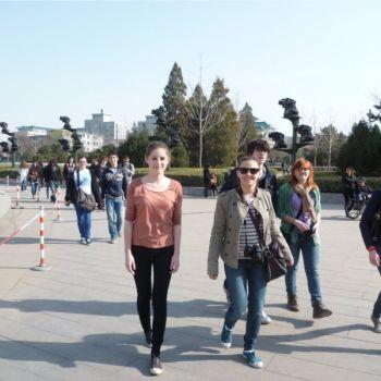 établissement Bellevue voyage Pékin 2011/2012 - 5