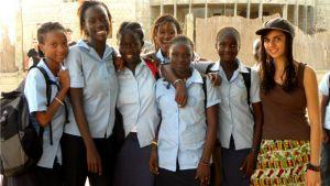 établissement Bellevue voyage Sénégal 2011 - 2
