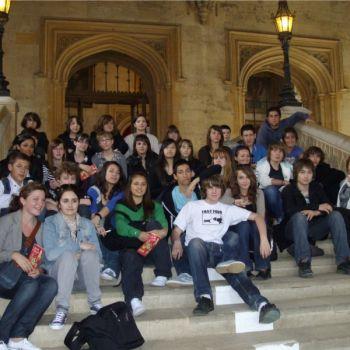 établissement Bellevue voyage Shakespeare 2009/2010 - 1