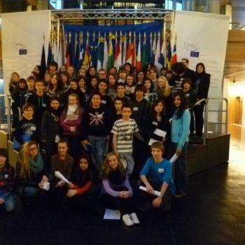 établissement Bellevue voyage Strasbourg 2011/2012 - 11