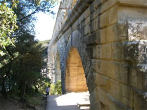 voyage collège Pont du Gard - 2013/2014 - 2
